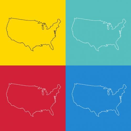 usa-four-color
